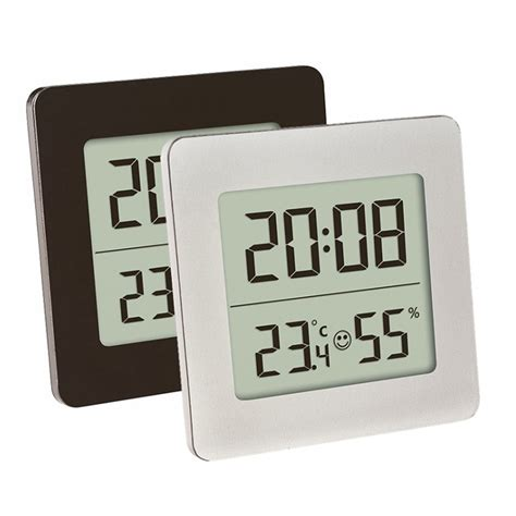 Thermo Hygro Digital digital thermo hygrometer with hourly chime