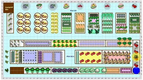 Free Vegetable Garden Layout Vegetable Garden Layout Diagram Vegetable Free Engine Image For User Manual