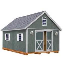 home depot shed kits best barns belmont 12 ft x 24 ft wood storage shed kit