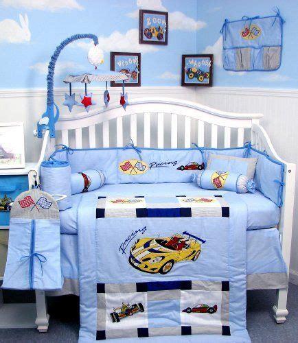 Baby Cache Comfort Crib Mattress New Zoom Zoom Race Car Baby Crib Nursery Bedding Comfortable Baby Product Baby Crib
