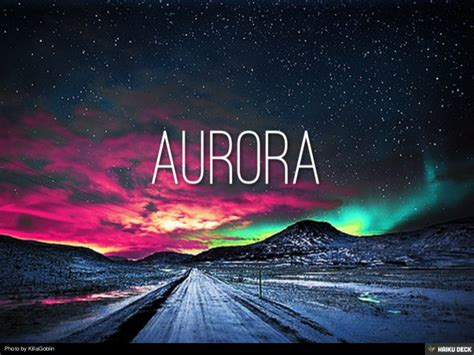 insolitas imagenes de aurora discografia explanation text aurora