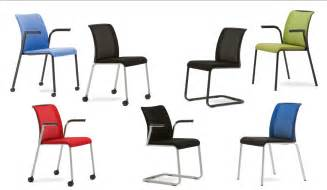 Ergonomic Desk And Chair Steelcase Reply Guest Interiors That Work