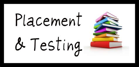 placement test placement st modern languages