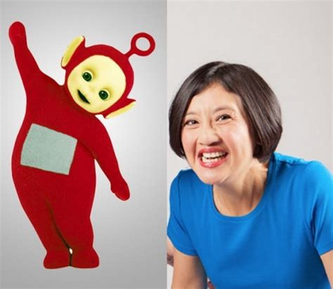 actress who played po from teletubbies dying to know who were the folks behind teletubbies here