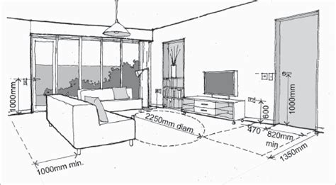 minimum living room size minimum size of living room peenmedia
