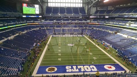 lucas oil stadium sections indianapolis colts lucas oil stadium section 401