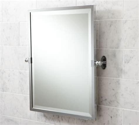 pivot bathroom mirror kensington pivot mirror rectangle antique kensington