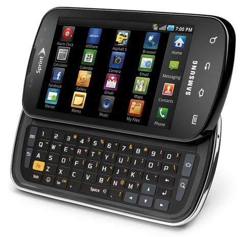 Hp Android Samsung Epic 4g t mobile g1 where android began android
