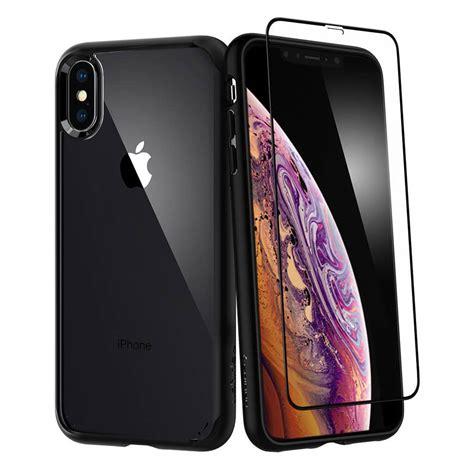 spigen 174 ultra hybrid 360 065cs25132 iphone xs max black spaceboy