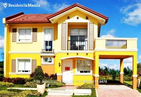 camella altea model houses house and home design