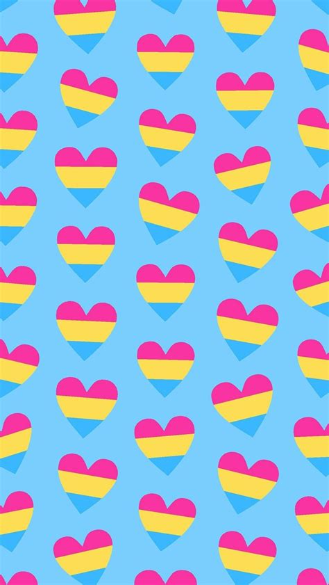 pansexual flag wallpapers wallpaper cave