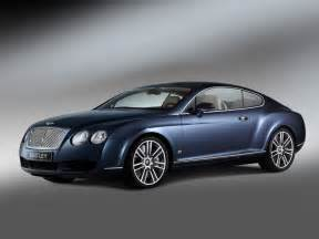 Bentley Continental 2006 2006 Bentley Continental Gt Series Side Angle