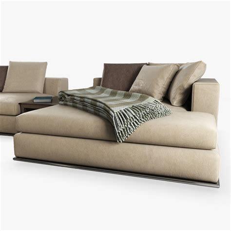 hamilton sofas hamilton modular sofas 3d model max obj cgtrader com