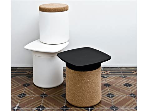 Side Table And Stool by Buy The Kristalia Degree Side Table Stool At Nest Co Uk
