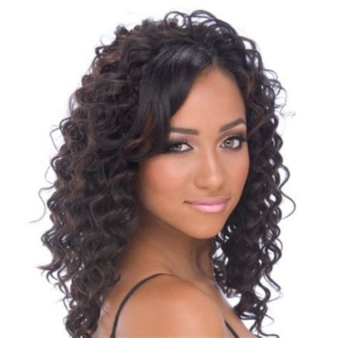 loose deep wavy hair photo top 10 graphic of deep wave weave hairstyles floyd