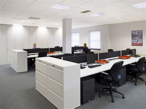 Office Desk Configuration Ideas 17 Best Ideas About Open Office Design On Pinterest Open Office Commercial Office Space And