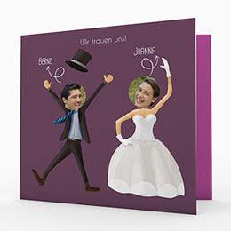 Hochzeitseinladungen Originell by Originelle Hochzeitskarten Selbst Gestalten