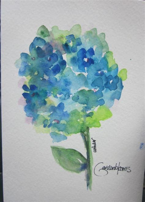 best 25 watercolor flowers tutorial ideas on