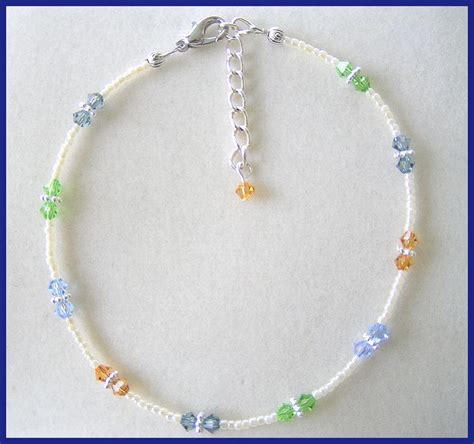 Handcrafted Beaded Bracelets - handmade beaded jewelry ideas handmade beaded jewelry