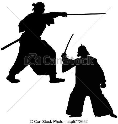 vetor de dois cavaleiros imagens de stock royalty free ilustra 231 227 o vetorial de samurai lutador dois dois