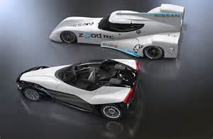 Nissan Future Electric Vehicles Futuristic Nissan Bladeglider Is A 3 Seater Concept