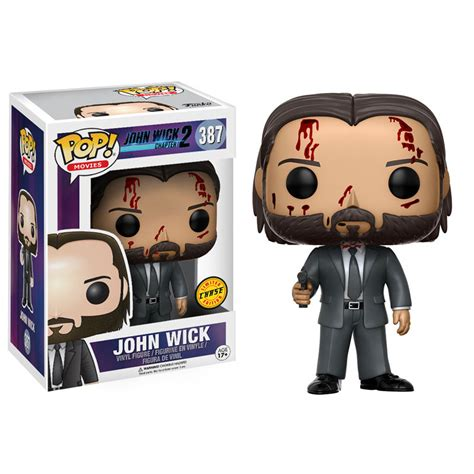 Funko Pop Wick Exclusive Wick Funko Pop Vinyl Exclusive Bloody