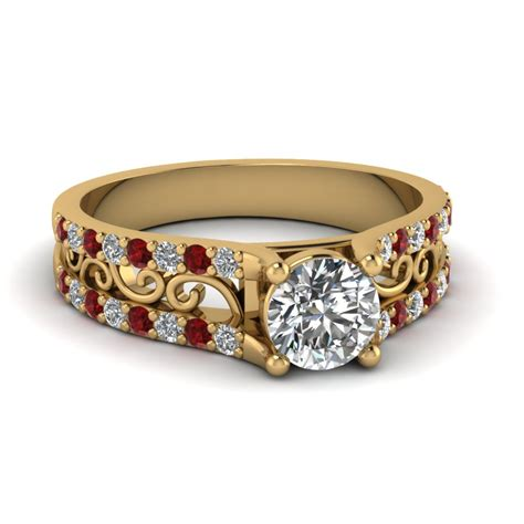 alluring vintage antique engagement rings fascinating