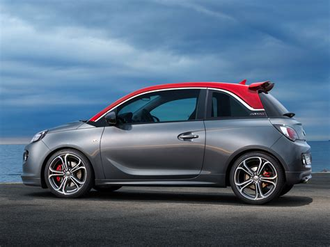 opel adam opel adam s 150 hp pocket rocket revealed ahead of paris