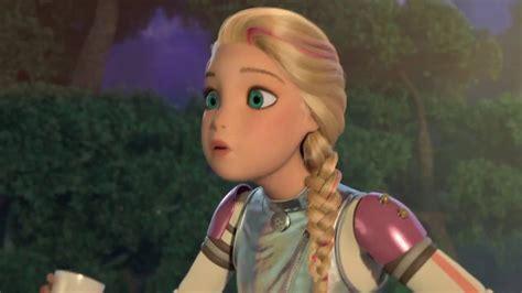 film avec barbie qui devient humaine bande annonce officielle barbie aventure dans les 201 toiles
