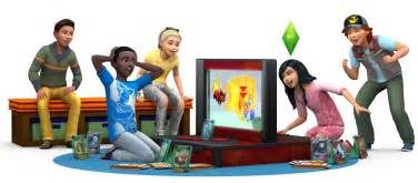 Backyard Bowling The Sims 4 Kids Room Stuff New Render Simsvip