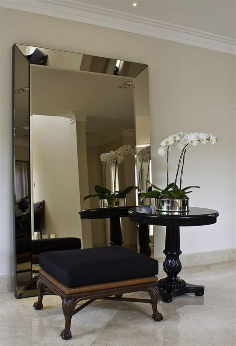 oversized mirror with lights mirrors astounding big floor mirrors wall mirrors large