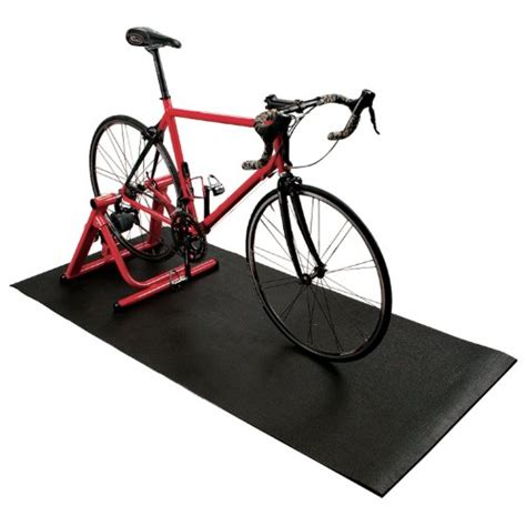 ascent resistance trainer mat bike trainers reviews