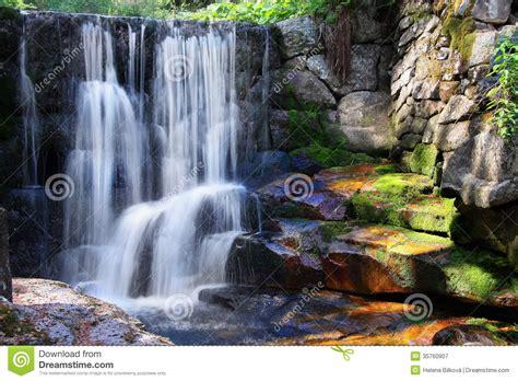 imagenes naturaleza relajante naturaleza relajante del paisaje de la cascada fotograf 237 a