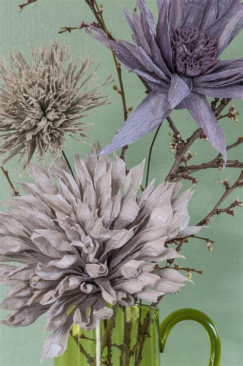 fiori di carta crespa spiegazioni 17 migliori idee su fiori di carta crespa su