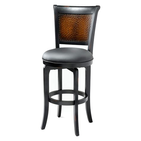 hillsdale salerno swivel bar stool bar stools at hayneedle