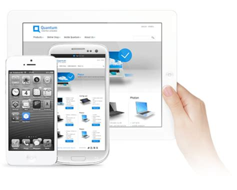 mobile cms mobile web cms sitefinity for mobile content management