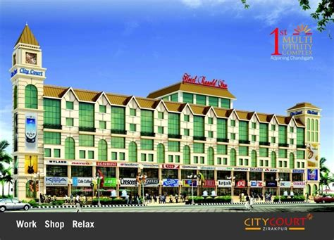 City Court Search City Court Zirakpur Ready To Move Commercial Office Space Ready To Move Retail Space