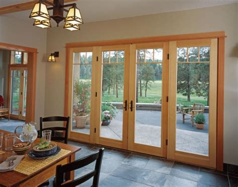 French Doors or Sliding Patio Doors   Overhead Door Kansas