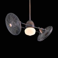 My Ceiling Fan Low Profile No Blades