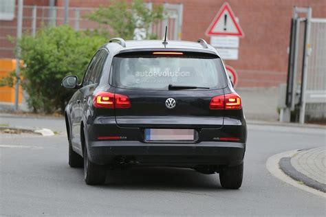 Neuer Tiguan 2015 by Spyshots All New 2015 Volkswagen Tiguan Will Be Wider