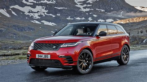 land rover velar land rover velar 2017 exterior car photos overdrive