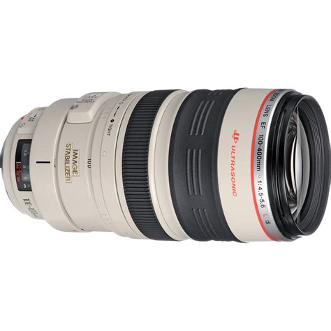 Lensa Canon L Series Termurah canon ef 100 400mm f 4 5 5 6l is usm lens 2577a002 b h photo
