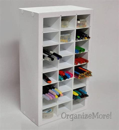 pen organizer items similar to custom built marker pen pencil storage