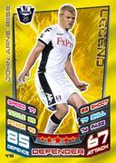 Arne Riise Corinthian Microstars match attax 2012 13 football trading cards