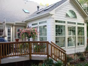 3 Season Porch Addition » Home Design 2017