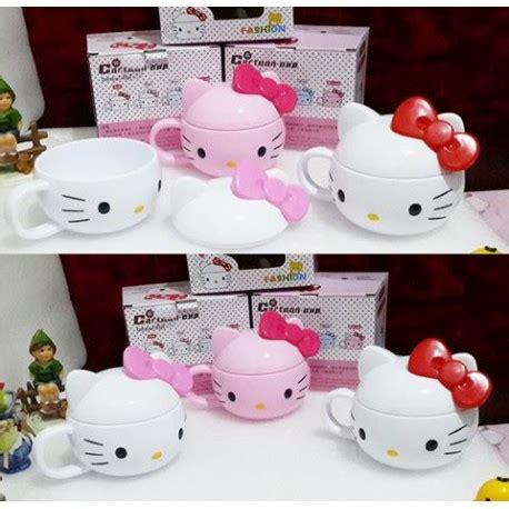 Celengan Boneka Hk Karakter kado wedding mug karakter gelas minum hello hk