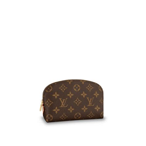 Pouch Kosmetik Lv by Cosmetic Pouch Monogram Canvas Travel Louis Vuitton
