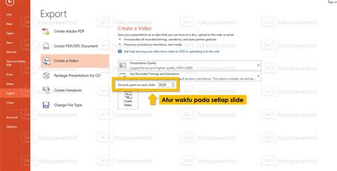 jasa membuat power point 3 tips rahasia mengatur konversi powerpoint menjadi video