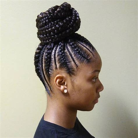 try these 20 iverson braids hairstyles with images & tutorials
