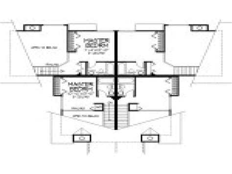 Dual Family House Plans by Modern Multi Family House Plans Home Designs Modern Multi